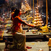 Dancing with Fire, Varanasi India