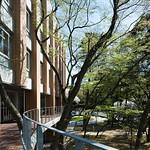 大学校舎の写真