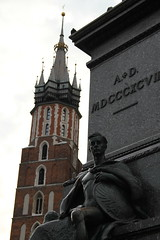 IMG_2180 (Stefan Kusinski) Tags: kraków krakow cracow poland rynekgłówny mickiewicz stmarys mariacka mariacki