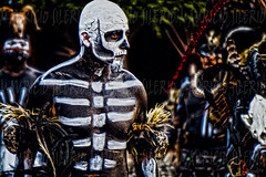 darkness (Mau Silerio) Tags: costume makeup tribal tribe sony alpha dance dancer dancing portrait parade festival