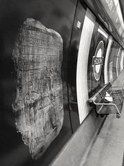 Tabloid (Mrs Bs Photos) Tags: holborn londontube centralline mono mobile