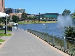 River Torrens - November 2007 (RS 1990) Tags: november 2007 adelaide australia southaustralia city river torrens