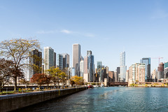 Chicago RIver DSC04438 (nianci pan) Tags: chicago illinois urban city cityscape architecture buildings river chicagoriver urbanlandscape landscape sony sonya7rii nianci pan