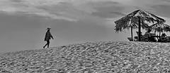 Go and have a drink (gerard eder) Tags: world travel reise viajes asia southeastasia burma birma birmania myanmar paisajes panorama people playa peopleoftheworld landscape landschaft restaurant bar sw bw blackandwhite blackwhite blancoynegro whiteblack whiteandblack monochrome outdoor ngapali ngapalibeach beachlife