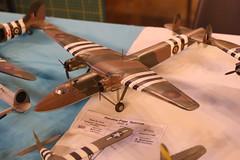 Hadley Page Sparrow - 1/72 - Sutcliffe / Airfix (CHRISTOPHE CHAMPAGNE) Tags: 2019 belgique exposition maquette roselie fele maquettisme handley page sparrow 172 sutcliffe airfix