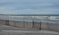 Big Beautiful Beach (Cathy Contant) Tags: soduspoint lakeontario lake greatlakes lighthouse pier waynecony wayne ny waves beach gale storm wind