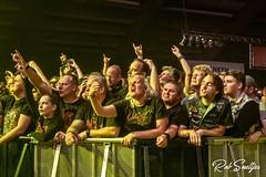 Sfeer - Slayer -Ijjsselhal Zwolle 15-11-18