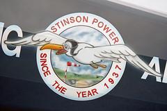 Stinson SR-9C (NC18442) Gullwing Airways (boeing-boy) Tags: boeingboy mikeling manston stinsonsr9c gullwingairways