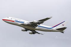 10001 B747 KOREAN AIR FORCE YBBN (Sierra Delta Aviation) Tags: korean air force boeing b747 brisbane airport ybbn 10001