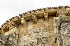 Iglasia de Valdeolmillos, cabecera (ipomar47) Tags: iglesia templo church valdolmillos iglesiadevaldeolmillos iglesiadesanjuanbautistadevaldeolmillos iglesiadesanjuanbautista cerrato elcerrato palencia castillaleon castillayleon españa spain arquitectura architecture romanico romanesque