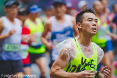 LD4_9260 (晴雨初霽) Tags: shanghai marathon race run sports photography photo nikon d4s dslr camera lens people china weekend november 2018 thousands city downtown town road street daytime rain staff