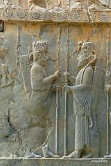 005 Hundred Column Hall (Sedsetoon), North Doorway, Persepolis  (7).JPG (tobeytravels) Tags: artaxerxes xerxes ahurmazda alexanderthegreat