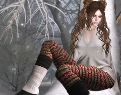 Sometimes we break our own hearts by the situation we put ourselves in. (Chelsea Chaplynski ( Amity77 inworld)) Tags: epiphany sl secondlife hair outfit christmas limerence vanilla bae chelsea winter gacha cozy