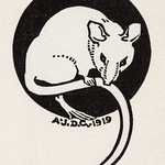 Mouse (1919) by Julie de Graag (1877-1924). Original from the Rijks Museum. Digitally enhanced by rawpixel. thumbnail
