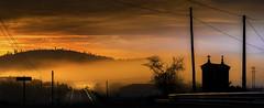 Firminstáns (Noel F.) Tags: sony a7r a7rii ii fe 24105 firminstans teo galiza galicia sunrise mencer neboa mist fog