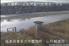 阿賀野川山科ライブカメラ画像. 2018/12/22 13:51 (River LiveCamera) Tags: id748 rivercode8404020001 ym201812 阿賀野川 山科 ymd20181222