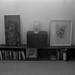 Bedroom bookcase: December 2018