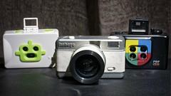 Lomography fun (Geir Bakken) Tags: lomography fisheye camera film toycam christmas gift pop robot fun perfectbeauty