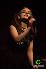Chvrches (Davide Merli) Tags: chvrches davide merli lauren mayberry iain cook martin doherthy synth pop rock indie