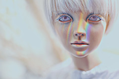 rainbow cry (sonorite) Tags: bjd abjd balljointeddoll doll switch switch65 switchbjd switchdoll fromswitch ajeong closer