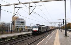 SBB Cargo 189 289 en 282 door Eindhoven Strijp-S (vos.nathan) Tags: br baureihe 189 eindhoven strijp s strijps sbb cargo schweizerische bundesbahnen 289 282
