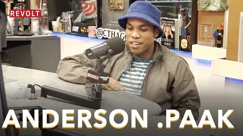 Anderson .paak fan photo
