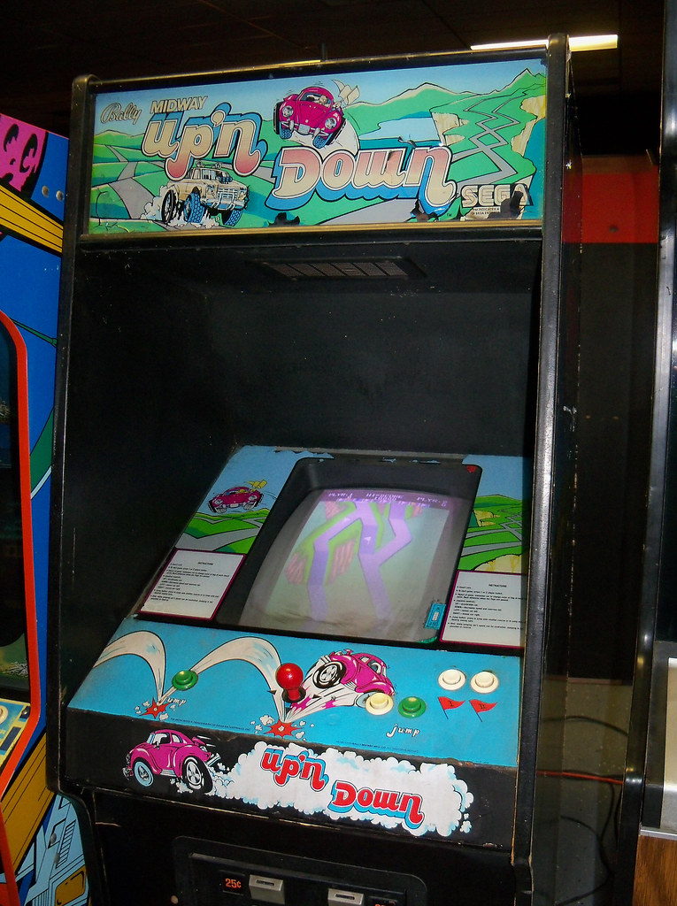 The World's newest photos of arcade and controls - Flickr