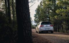 GTI (JHGomez Photo) Tags: volkswagen golf gti car coche coches madrid atazar 2018