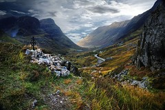 Ralston Memorial, Glen Coe (JCstudios PHOTOGRAPHY) Tags:
