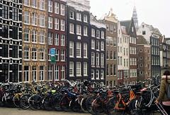 (lada.zhigulina) Tags: amsterdam holland netherlands architecture atmosphere beautiful bicecle bigcitylife sreet film travel