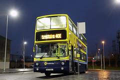 AX547 - Rt40E - BoombridgeInterchange - 021218 (dublinbusstuff) Tags: dublinbus dublin bus route40e harristown ax547 alexander alx400 broombridge station luas interchange tyrellstown cabra