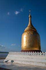 Bu Paya (Seb & Jen) Tags: bagan myanmar burma birmanie mandalayregion myanmarbirmanie oldbagan nyaungu royaumedepagan bu paya irrawaddy