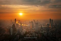 MAHANAKHON SKYWALK VIEW (nat_panviroj) Tags: bangkok