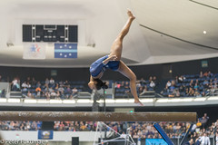 Cal at Collegiate Classic (Dakinepics00) Tags: cal calbears gobears collegegymnastics gymnastics calgymnastics sports beam athlete gymnast sony sonya9 a9 gmaster glens