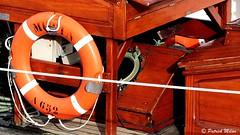 Lifebuoy - Mutin Brest (patrick_milan) Tags: bouée buoy buoyabt safety mutin brest lifebuoy buoyant