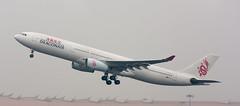 A330 | B-HYG | PEK | 20090419 (Wally.H) Tags: airbus a330 bhyg dragonair pek zbaa beijingcapital airport peking