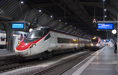 610009 (Lucas31 Transport Photography) Tags: zurich trains railway sbb pendolino