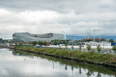 Aviva Stadium (yc4646) Tags: ecology ecosystem environment environmentalism nature river scenery sportsrecreation water