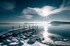 Lanesund (englishgolfer) Tags: sweden sverige west coast västkusten bohuslän uddevalla lanesund snow ice cold nikon d7500 tamron 1750mm