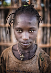 Etiopia (mokyphotography) Tags: eyes etiopia ethnicity ethnicgroup etnia etnie konso africa canon children expressions faces face girl occhi omovalley omoriver omo omorate people portrait persone picture person portraits ritratto reportage ritratti ragazza travel tribe tribù tribal