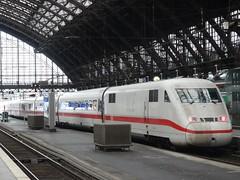 Köln: ICE 1 Train (harry_nl) Tags: germany deutschland 2018 köln bahnhof hbf ice ice1 train