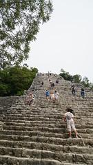 2017-12-07_12-26-00_ILCE-6500_DSC03020 (Miguel Discart (Photos Vrac)) Tags: 2017 24mm archaeological archaeologicalsite archeologiquemaya coba e1670mmf4zaoss focallength24mm focallengthin35mmformat24mm holiday ilce6500 iso100 maya mexico mexique sony sonyilce6500 sonyilce6500e1670mmf4zaoss travel vacances voyage yucatecmayaarchaeologicalsite yucateque