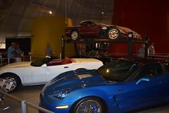 SKY DOME CORVETTES (SneakinDeacon) Tags: chevrolet corvette museum autos automobile bowlinggreen