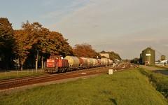 Zuidbroek (treineninhetnoorden) Tags: dolime nedmag db 6400 6417 zuidbroek nnttm sprik lineas goederentrein cargo mak