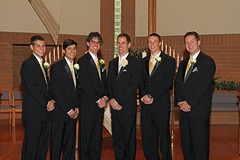 "The Groomsmen • <a style=""font-size:0.8em;"" href=""http://www.flickr.com/photos/109120354@N07/46104751521/"" target=""_blank"">View on Flickr</a>"