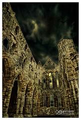Dark Ruins (OATH Photography by Alison Richards) Tags: castles ruins medievalarchitecture architecture horror moon whitby painterly nikond750 nikon northyorkshire englanunitedkingdom glow flickrexplore flickrexplorereloaded windows bricks