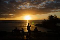 DSC_5437 (adrizufe) Tags: sunset atardecer tenerife playadelasamericas vacaciones landscape horizonte atlantico islascanarias travel spain holidays aplusphoto walking ngc nature nikon d7000 adrizufe adrianzubia