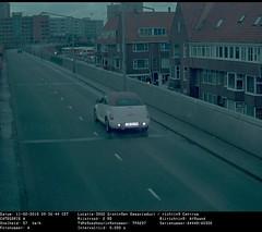 20180211 flitsfoto-1-KLPD (Jan Willem Broekema) Tags: chrysler pt cruiser 24l white classic retro car convertible cabriolet ragtop 24 speed ticket fine speedcamera camera groningen