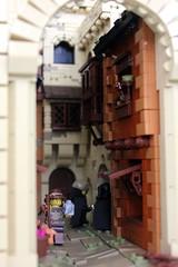 the black alley model の壁紙プレビュー