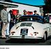 1957 Porsche 356 Speedster (Entrant/Driver Alexis de Reguero) at the 2018 Goodwood Revival